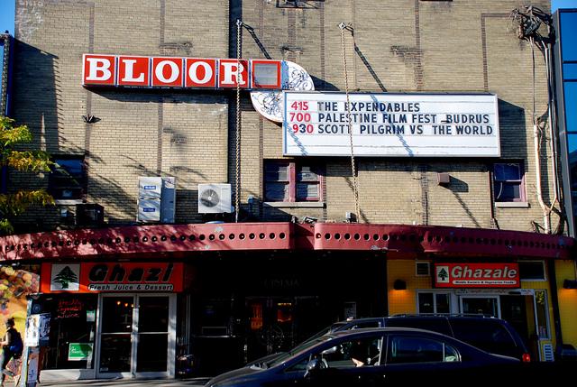 Bloor Theatre, Toronto